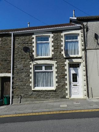 Thumbnail Terraced house to rent in Brithweunydd Road, Trealaw