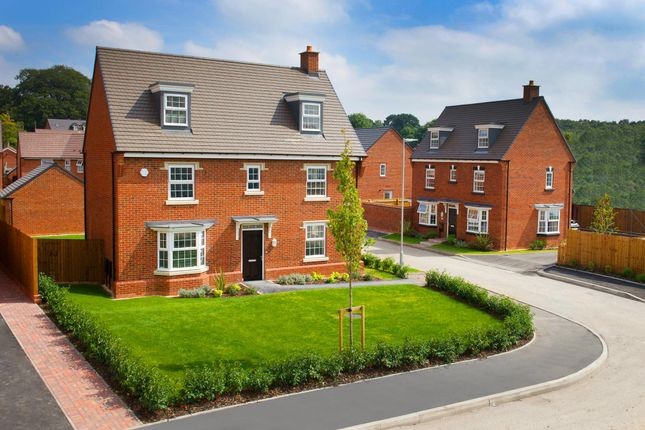 "Thumbnail Detached house for sale in ""Malvern"" at St. Lukes Road, Doseley, Telford"