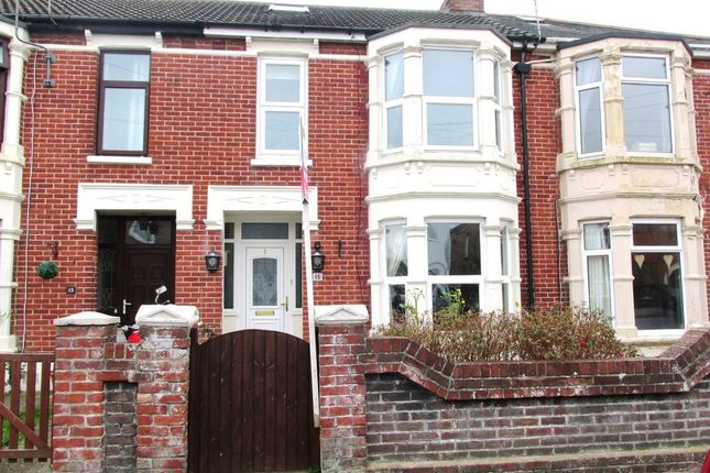 Thumbnail Terraced House For Sale In Findon Road Gosport
