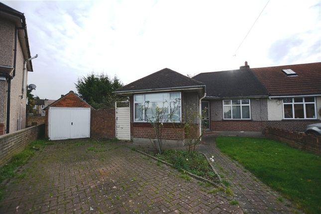 3 bed semi-detached bungalow for sale in Oakington Avenue, Hayes