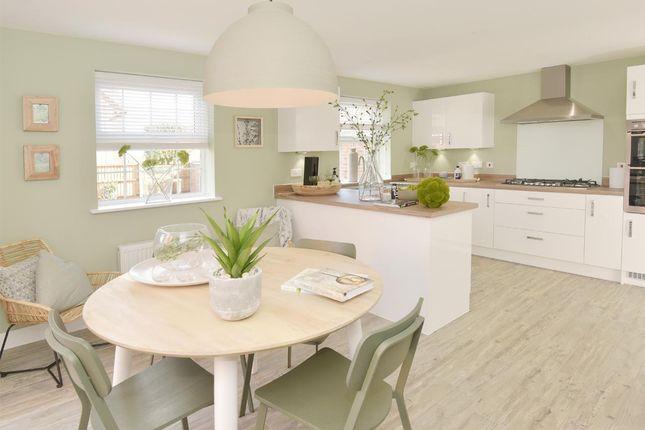 "Thumbnail Detached house for sale in ""Eden"" at Melton Road, Edwalton, Nottingham"