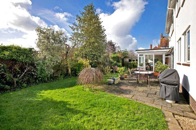 Rear Garden of Sarlsdown Road, Exmouth EX8