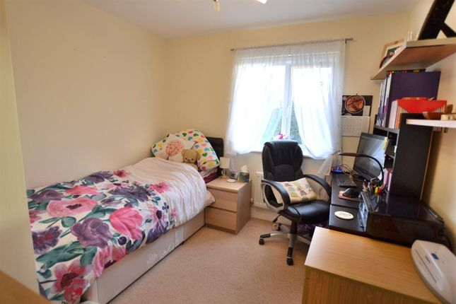 Bedroom Three of Wattle Close, Sileby, Leicestershire LE12