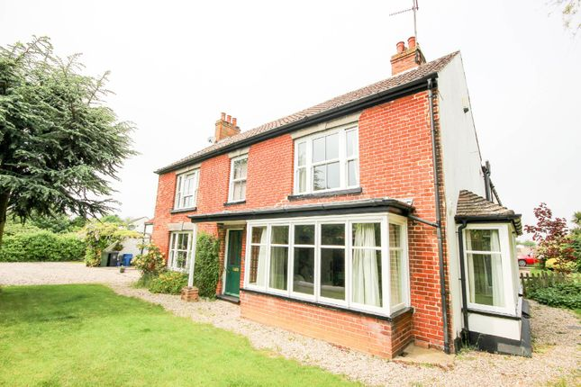 Thumbnail Semi-detached house for sale in Station Road, Ormesby, Great Yarmouth