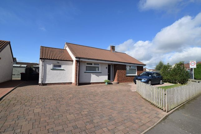 Thumbnail Detached bungalow for sale in 2 Bushby Avenue, Heathhall, Dumfries
