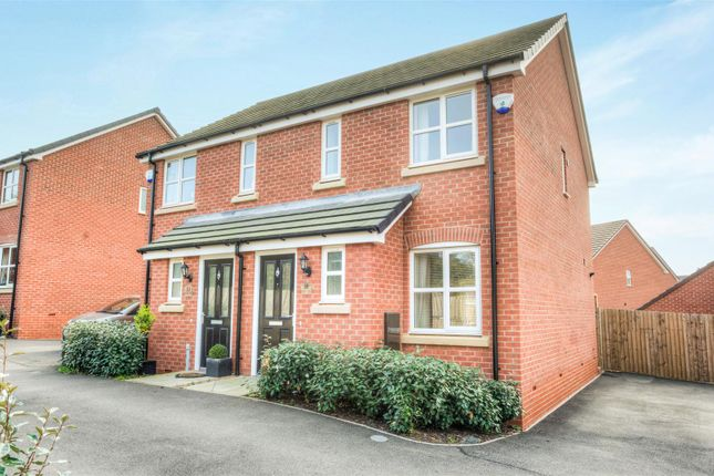 2 bed semi-detached house to rent in Butler Close, Whitnash, Leamington Spa