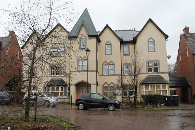 Thumbnail Flat to rent in Nursery Drive, Handsworth, Birmingham