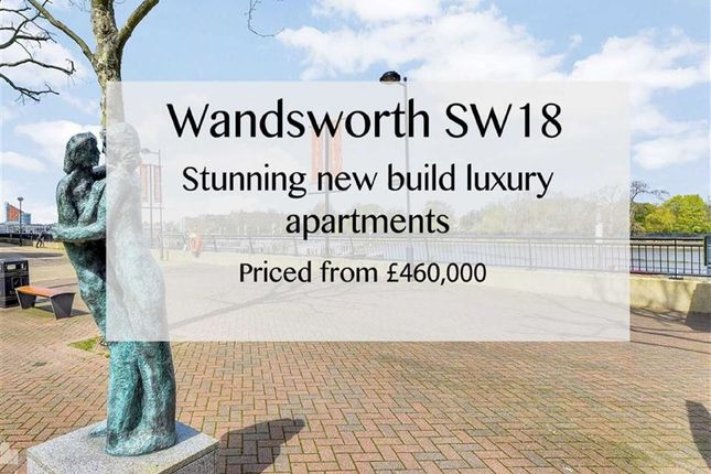 Thumbnail Flat for sale in Neville Gill Close, London