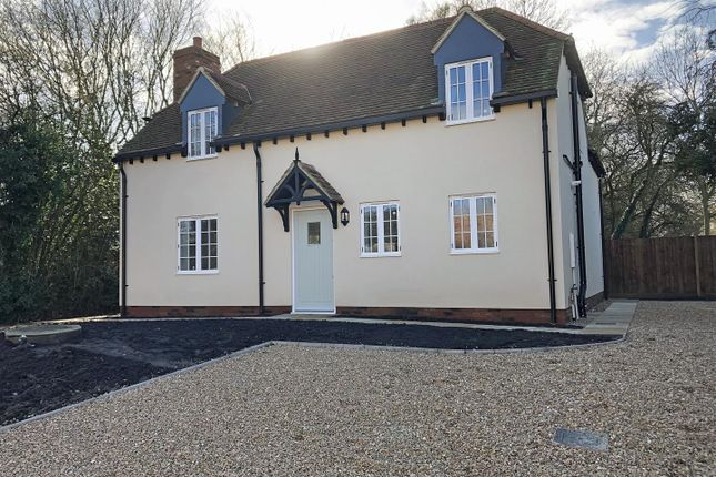 Thumbnail Detached house for sale in High Street, Swineshead, Bedford