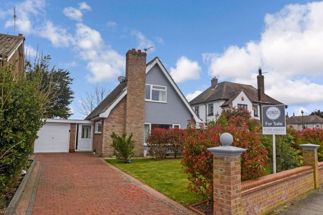 Thumbnail Detached house for sale in First Avenue, Clacton-On-Sea