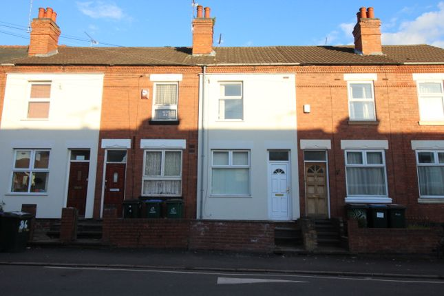 Thumbnail Terraced house to rent in Alfred Road, Coventry
