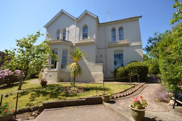 Outside of Rolle Villas, Exmouth, Devon EX8
