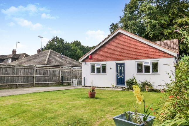 Thumbnail Detached bungalow for sale in Elger Way, Copthorne, Crawley