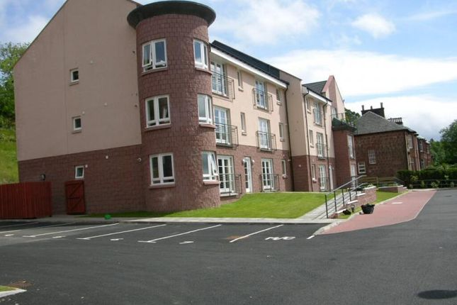 Thumbnail 3 bedroom flat to rent in Greenock Road, Wemyss Bay