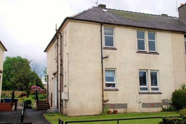 Thumbnail Flat to rent in Wallace Street, Greenock