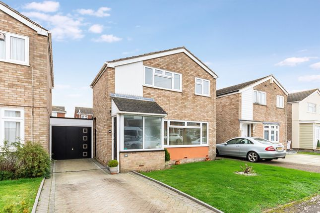 Thumbnail Detached house for sale in Ramsey Chase, Latchingdon, Chelmsford