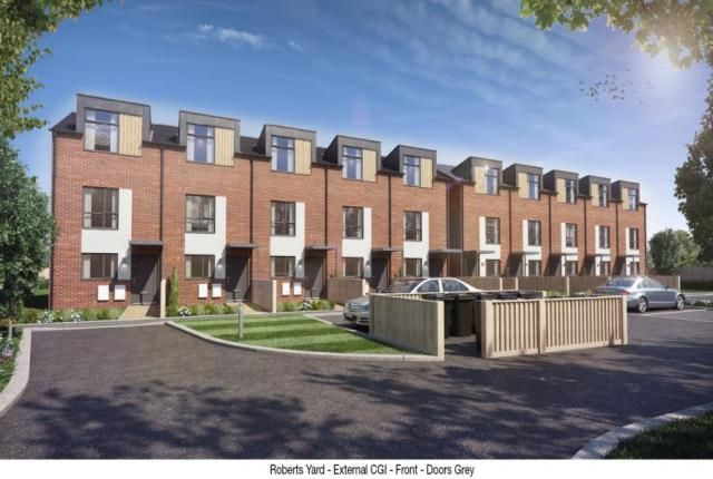 Thumbnail Town house for sale in Roberts Yard, High Road, Beeston