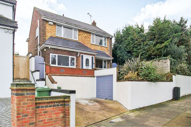 Thumbnail Detached house for sale in Woolwich Road, London