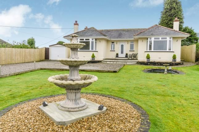 Thumbnail Bungalow for sale in Gunnislake, Cornwall
