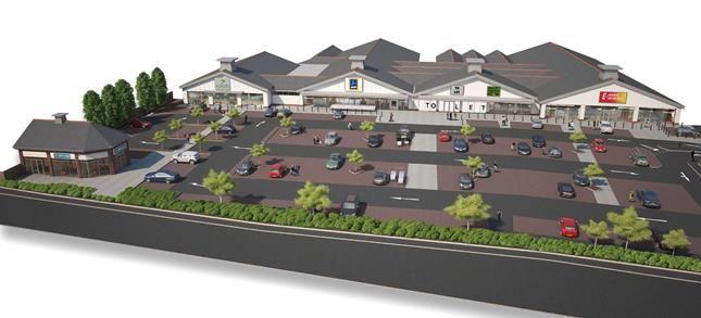 Thumbnail Retail premises to let in Rosehill, Felixstowe Road, Ipswich
