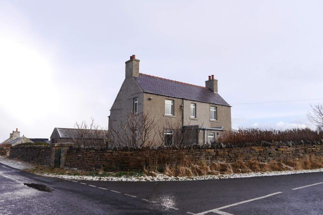 Thumbnail Detached house for sale in Bayview, Longhope, Hoy Orkney Islands