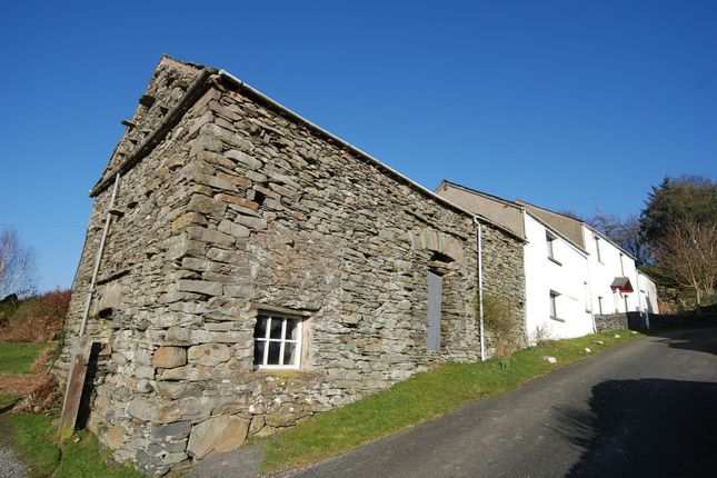Front of Low Ghyll, Kirkby In Furness, Cumbria LA17
