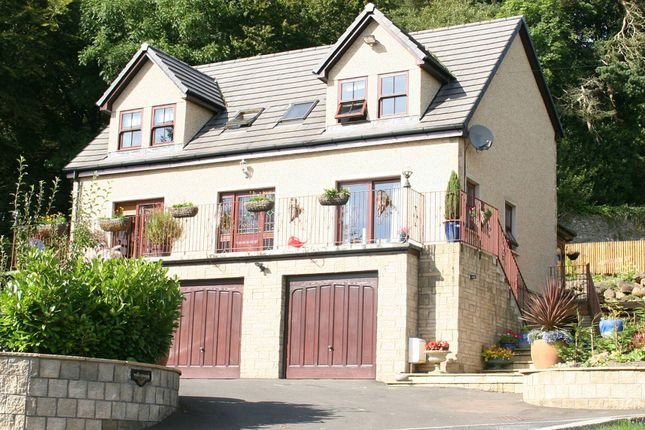 Thumbnail Detached house for sale in Valley View Sunnyhill, Hawick