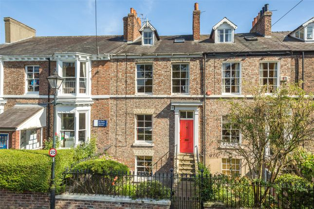 Thumbnail Terraced house for sale in St. Pauls Square, York