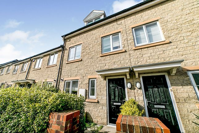 Thumbnail Terraced house for sale in Ellen Crescent, Crawcrook Ryton, Tyne And Wear