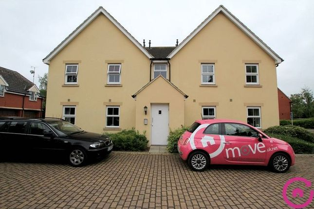 Thumbnail Flat to rent in Appleyard Close, Uckington, Cheltenham