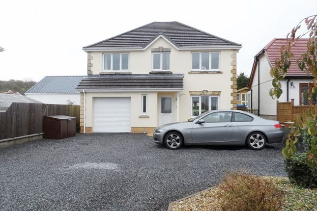 Thumbnail Detached house to rent in Drefach, Llanelli