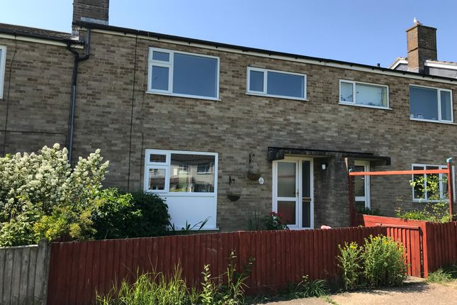 3 bed terraced house for sale in St Mary's Avenue, Hailsham BN27