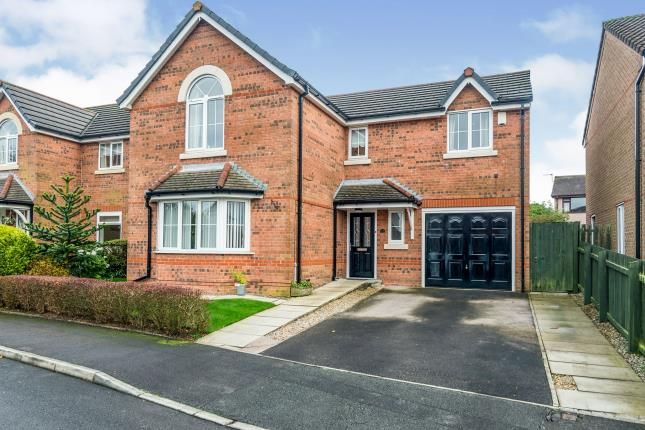 Thumbnail Detached house for sale in Sandyway Close, Westhoughton, Bolton, Greater Manchester