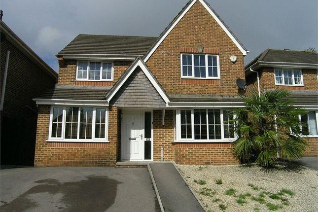 Thumbnail Detached house to rent in Capel Edeyrn, Pontprennau, Cardiff