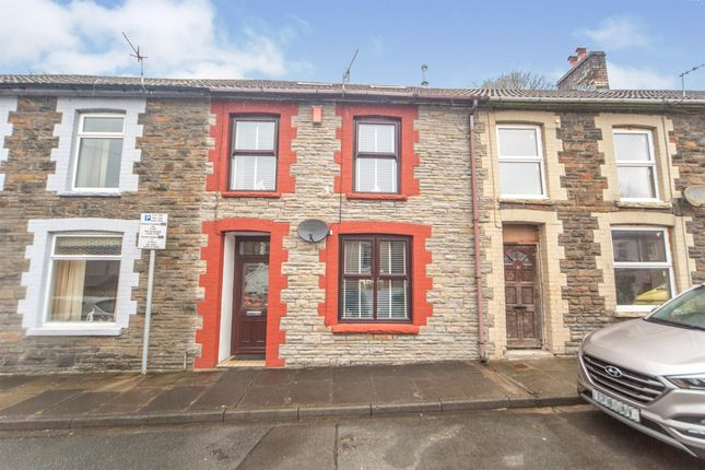 2 bed terraced house for sale in Graig-Yr-Hesg Place, Pontypridd CF37