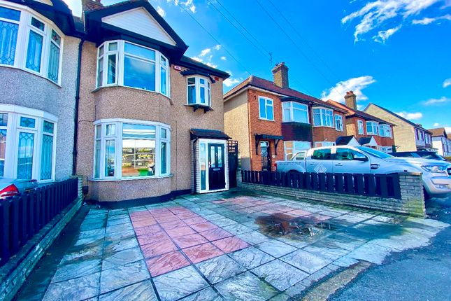 Thumbnail Semi-detached house for sale in Hornchurch Road, Hornchurch