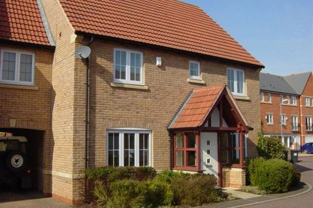 Thumbnail Detached house to rent in Blyth Close, Cawston, Rugby