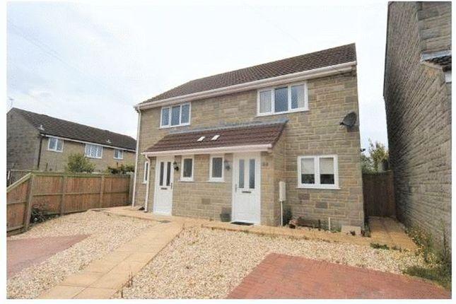 Thumbnail Semi-detached house to rent in Laburnum Drive, Somerton