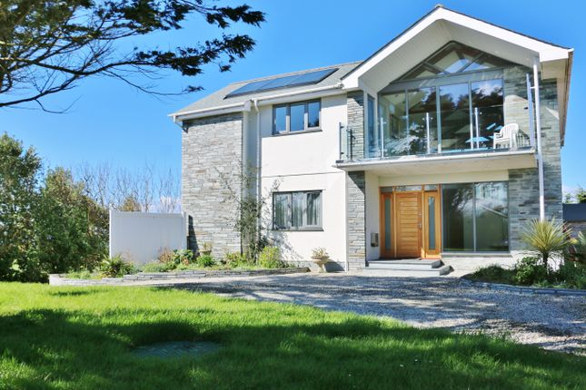 Thumbnail Detached house for sale in High View, Constantine Bay