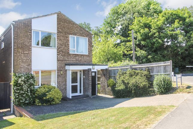 Thumbnail Detached house for sale in Maple Bank, Ruscombe, Reading