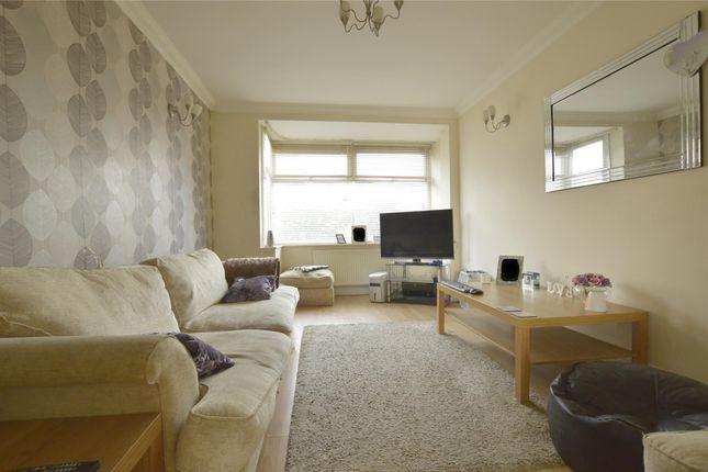 Thumbnail End terrace house to rent in Heath Park Road, Heath Park, Romford