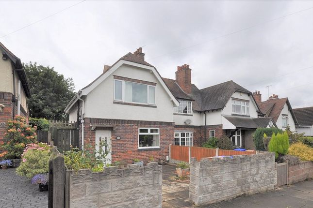 Thumbnail Town house for sale in Palmers Green, Hartshill, Stoke-On-Trent