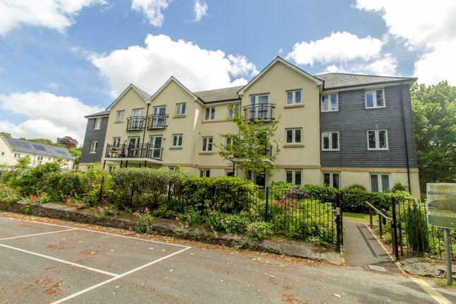 Thumbnail Flat for sale in Abbey Rise, Tavistock