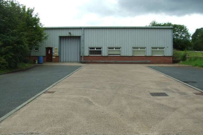 Thumbnail Commercial property to let in Birmingham Road, Studley, Warks