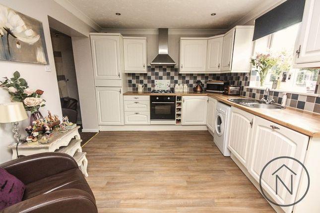 Thumbnail Detached house for sale in Gainsborough Crescent, Wolviston Grange, Billingham
