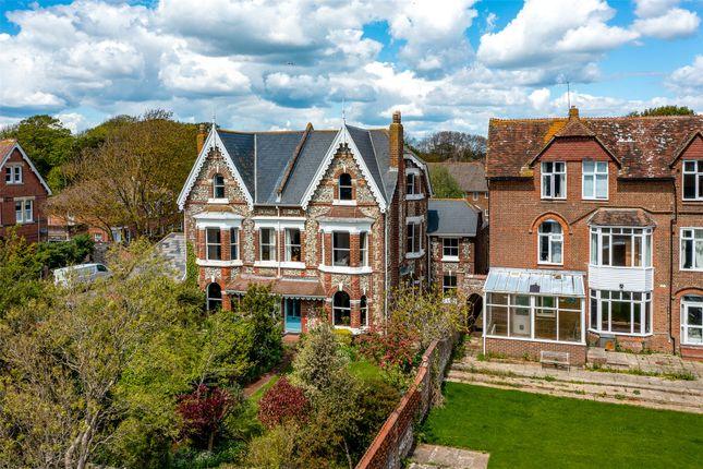 Thumbnail Semi-detached house for sale in Irvine Road, Littlehampton, West Sussex