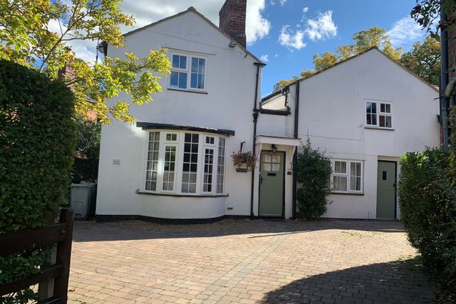 Thumbnail Detached house to rent in Chapel Road, Alderley Edge