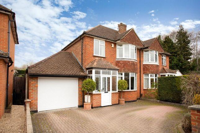 Semi-detached house for sale in Moorfield Road, Denham Green, Denham, Buckinghamshire
