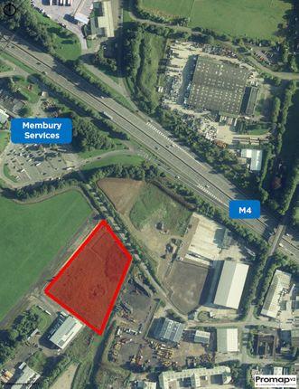 Thumbnail Land to let in Open Storage Land, Membury Airfield, Hungerford