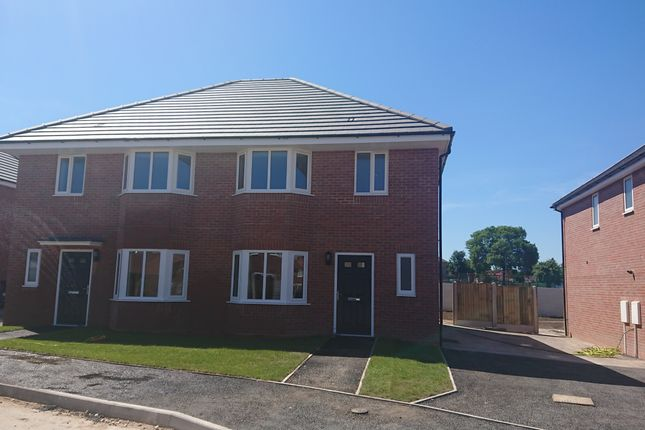 Thumbnail Semi-detached house to rent in Coronation Street Sutton-In-Ashfield, Nottingham